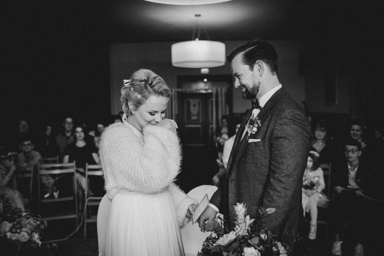 Persönliche Eheversprechen
