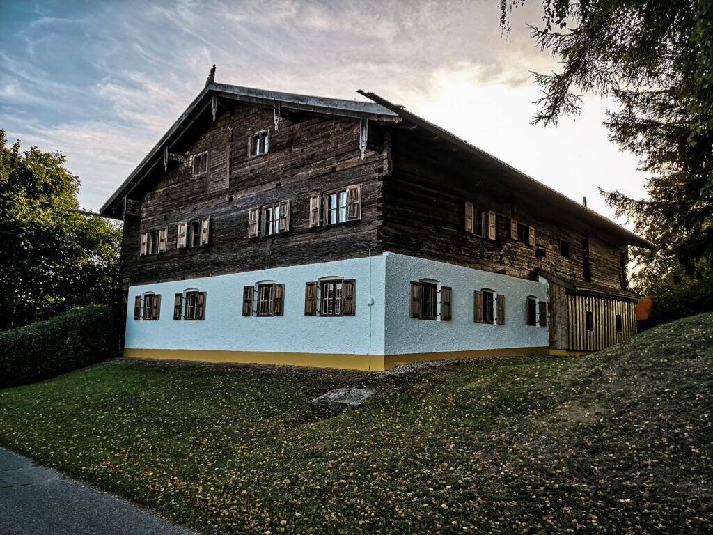Unser altes Bauernhaus in Rutting